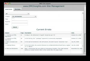 Errata Management